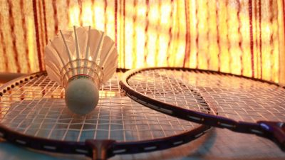 """XVII Mistrzostwa Małopolskiego TKKF w badmintonie """"o Złotą Rakietkę"""""""
