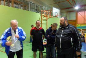 Turniej Grand Prix Małopolskiego TKKF w tenisie stołowym – Zima 2018