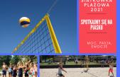 XVIII Otwarte Mistrzostwa Małopolskiego TKKF w siatkówce plażowej kobiet i mężczyzn – eliminacje Strefa Kraków