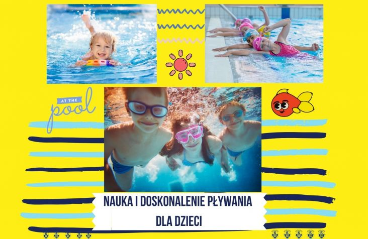 Pływaj z TKKF -nauka i doskonalenie pływania dzieci 25.09 – 18.12.2021